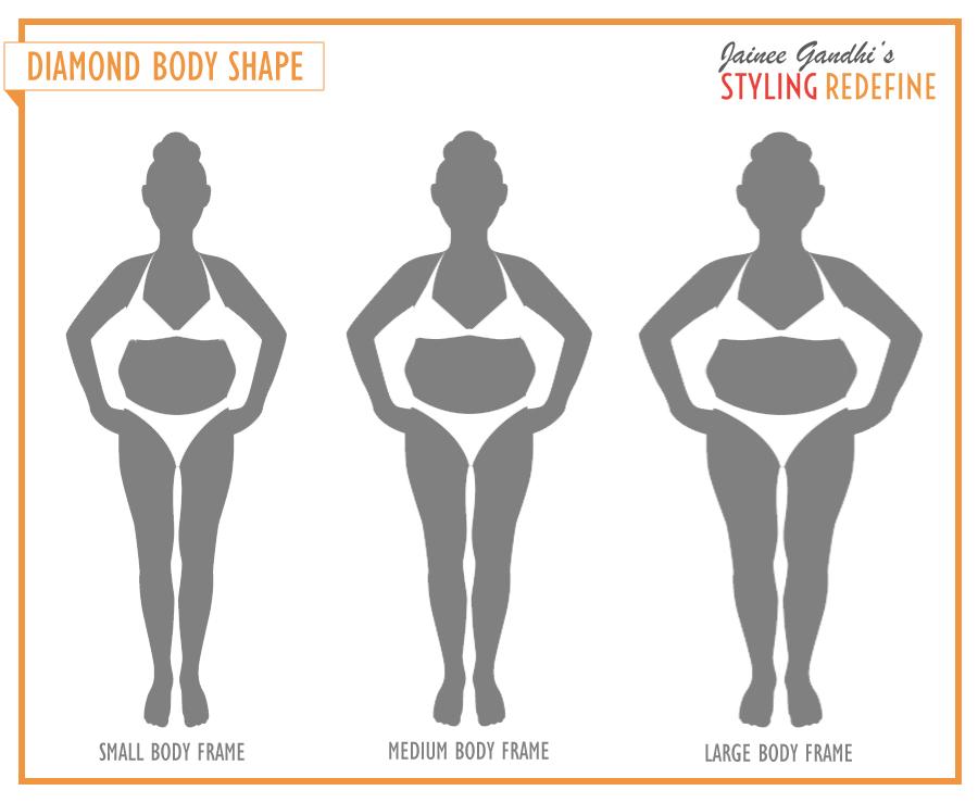 Diamond Body Shape – Styling ReDefine
