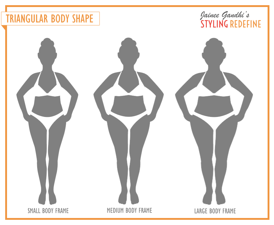 Triangular Body Shape – Styling ReDefine