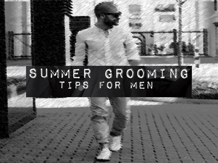 men summer